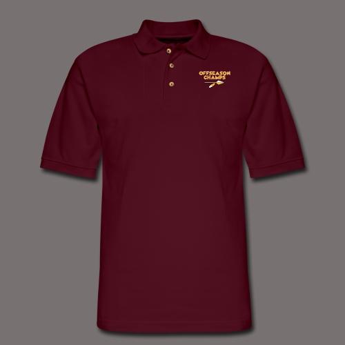 Offseason Champs - Men's Pique Polo Shirt