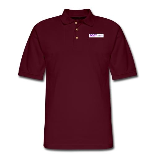 Body Right - Men's Pique Polo Shirt