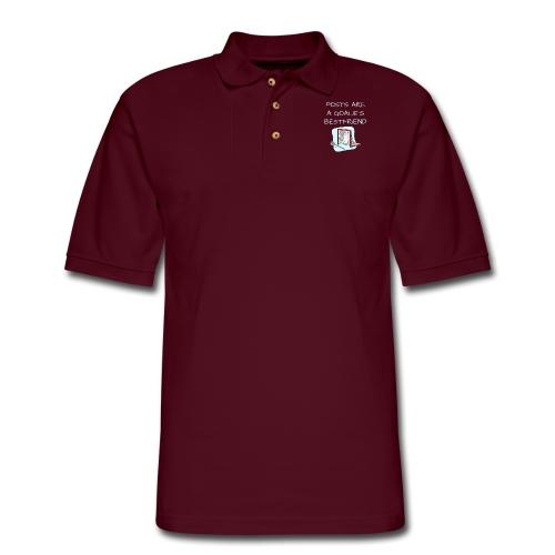 Design 3.1 - Men's Pique Polo Shirt