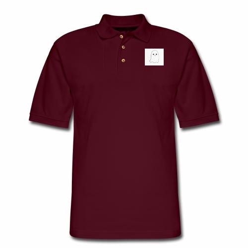boo! Phone case design - Men's Pique Polo Shirt