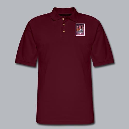 Filipino Father Son - Men's Pique Polo Shirt