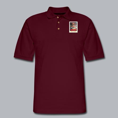 Japanese Internment - Men's Pique Polo Shirt