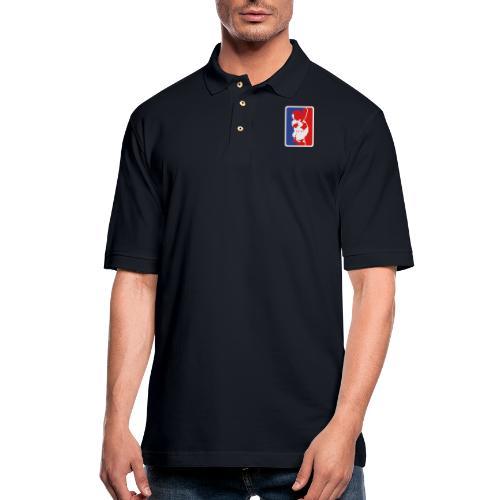 RBI Baseball - Men's Pique Polo Shirt