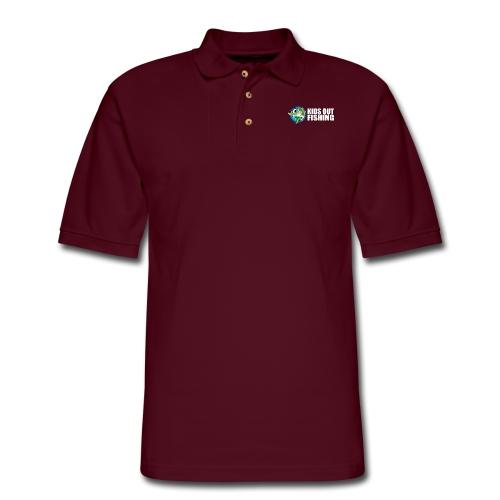 MoreTackleboxesLessXboxes - Men's Pique Polo Shirt