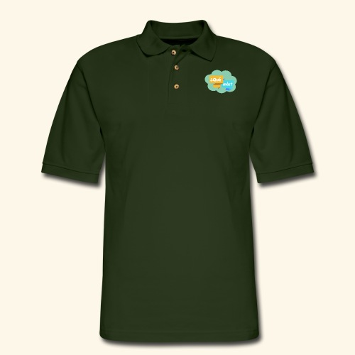 ¿Qué más? - Men's Pique Polo Shirt