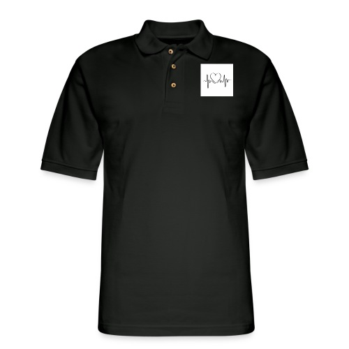 KinQuin - Men's Pique Polo Shirt