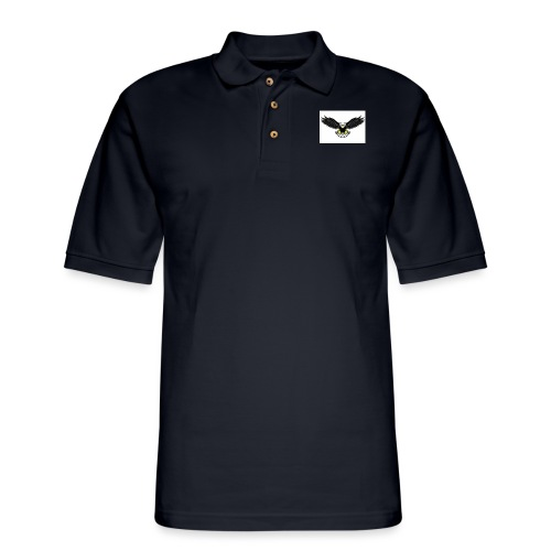 Eagle by monster-gaming - Men's Pique Polo Shirt