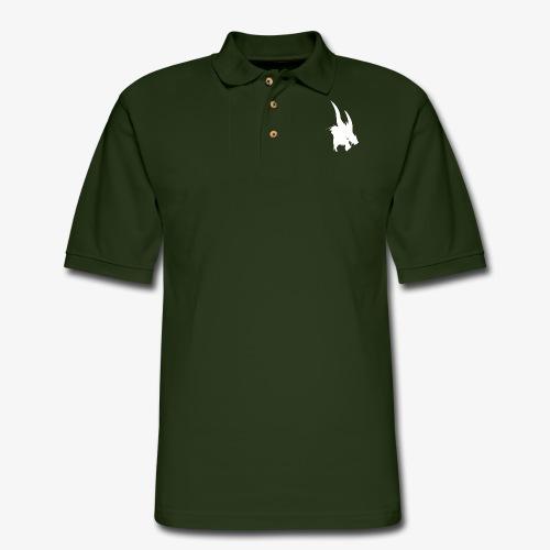 dragon sil - Men's Pique Polo Shirt