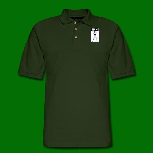 Sick Boys Girl2 - Men's Pique Polo Shirt