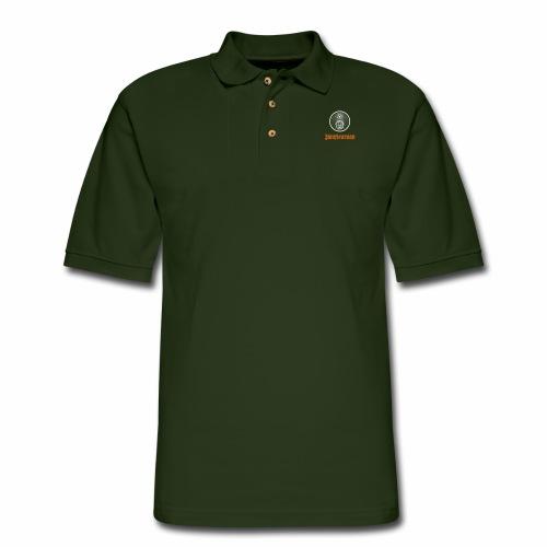 Jamflowman - Men's Pique Polo Shirt