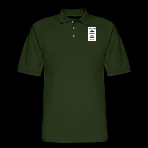 Rolling pin - Men's Pique Polo Shirt