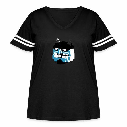 DAWT: Beezt - Women's Curvy Vintage Sport T-Shirt
