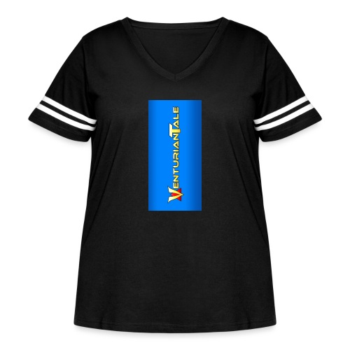 iPhone 5s 5c - Women's Curvy Vintage Sport T-Shirt