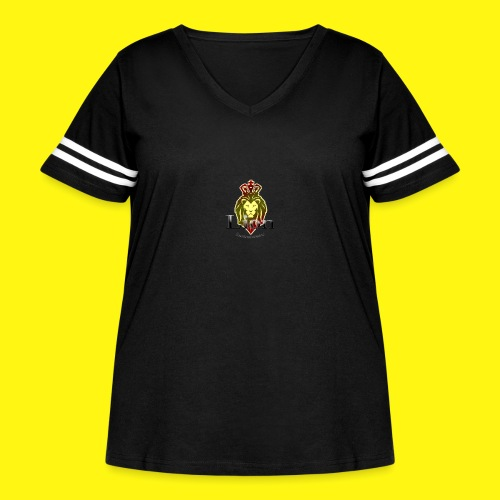 Lion Entertainment - Women's Curvy Vintage Sport T-Shirt