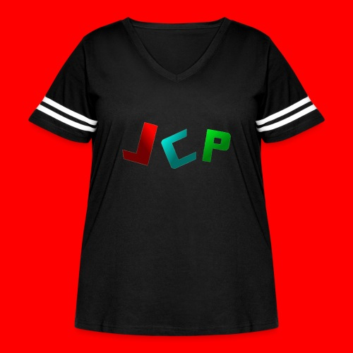 freemerchsearchingcode:@#fwsqe321! - Women's Curvy Vintage Sport T-Shirt