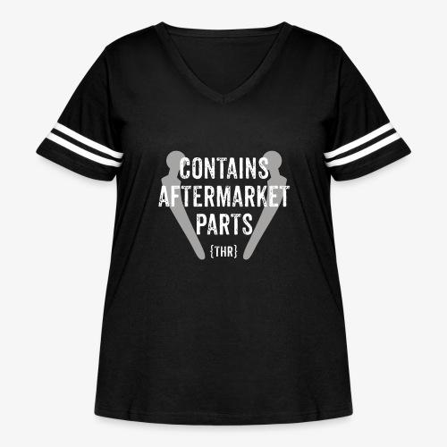 Hip Surgery - Women's Curvy Vintage Sport T-Shirt
