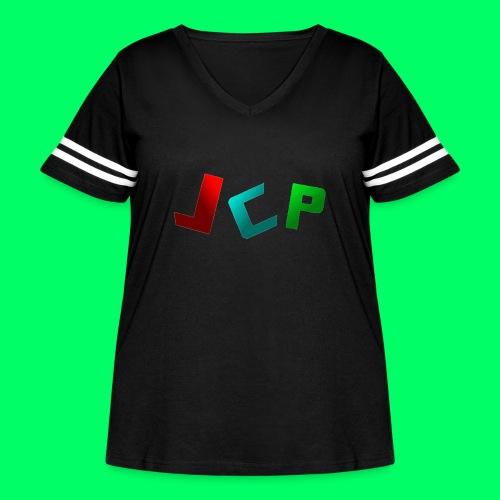 JCP 2018 Merchandise - Women's Curvy Vintage Sport T-Shirt