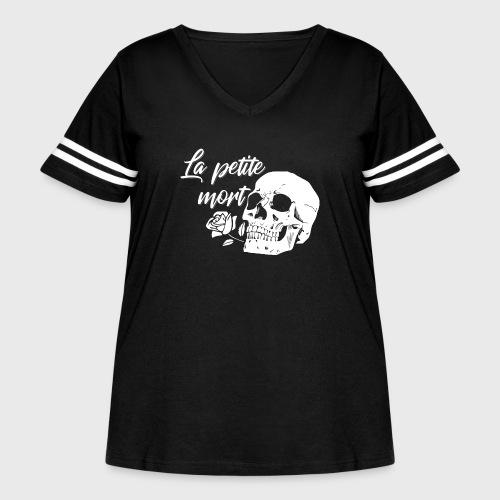 La Petit Mort - Women's Curvy Vintage Sport T-Shirt