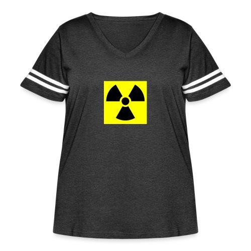 craig5680 - Women's Curvy Vintage Sports T-Shirt