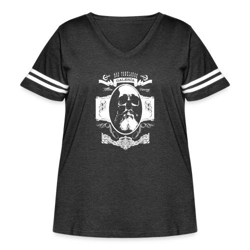 Men's Dos Toneladas Galeria Shirt - Women's Curvy Vintage Sport T-Shirt