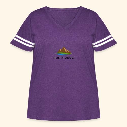 RFD 2018 - Women's Curvy Vintage Sport T-Shirt
