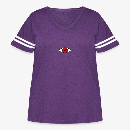 BCP - Women's Curvy Vintage Sport T-Shirt