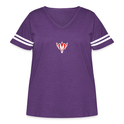 Martin Merch - Women's Curvy Vintage Sport T-Shirt