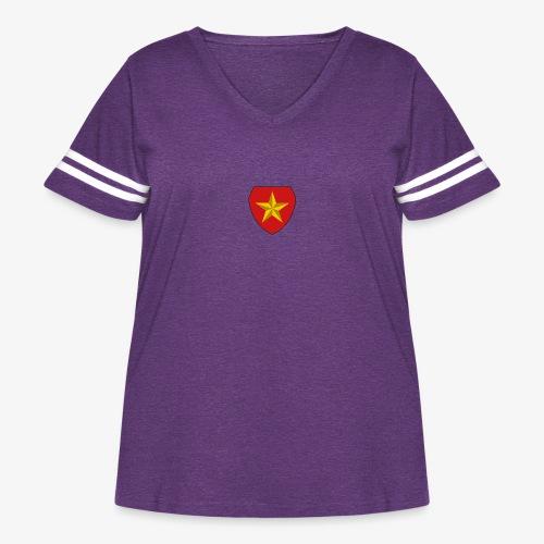 APG - Women's Curvy Vintage Sport T-Shirt