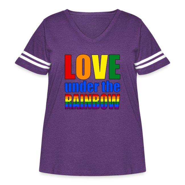 Somewhere under the rainbow... Celebrate Love!