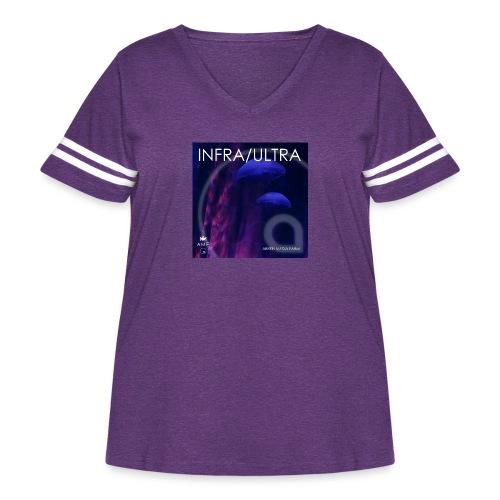 Infra-Ultra - Women's Curvy Vintage Sport T-Shirt
