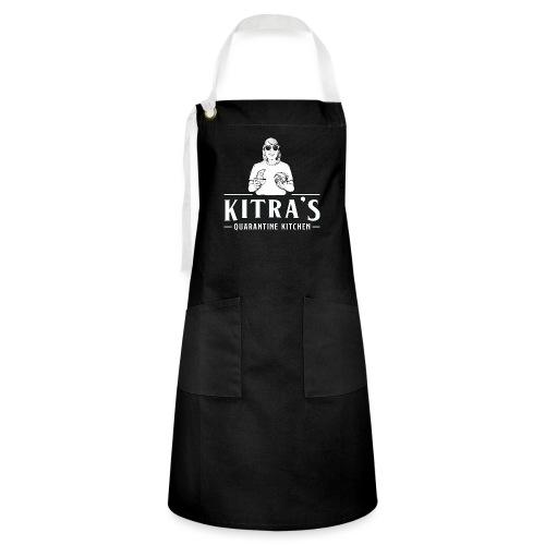 Kitra's Quarantine Kitchen - Artisan Apron