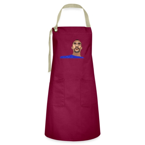 pretty tony cooking apron2 - Artisan Apron