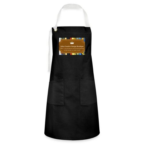 Debs Creative Design Boutique with site - Artisan Apron