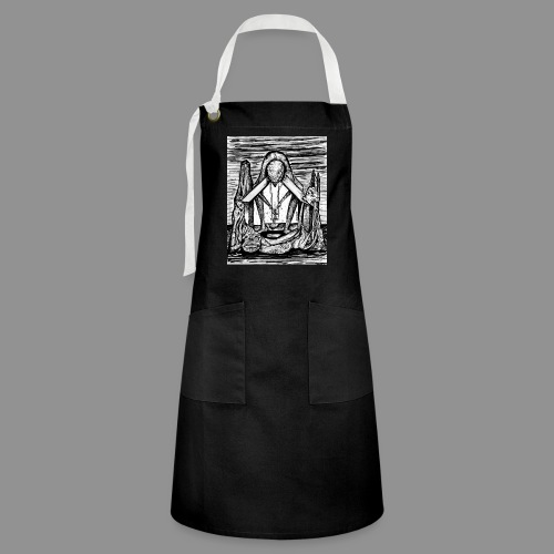 Wolfman Originals Black & White 11 - Artisan Apron