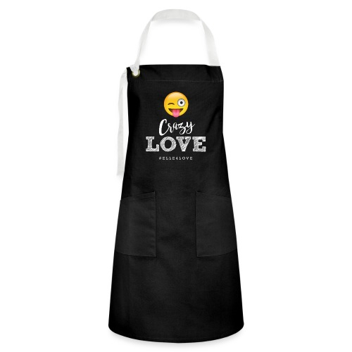 Crazy Love - Artisan Apron