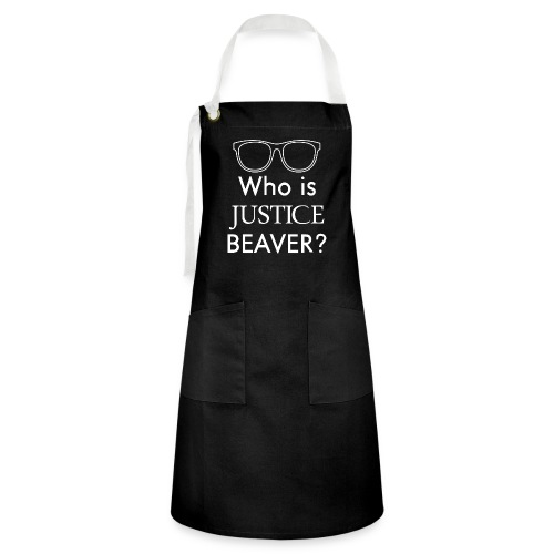 Who Is Justice Beaver - Artisan Apron