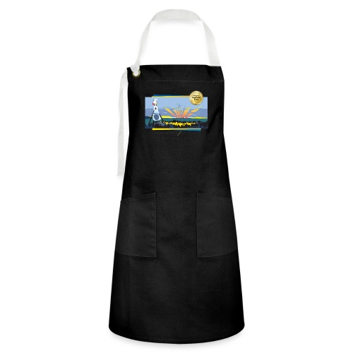 Bentley Blockade - Artisan Apron