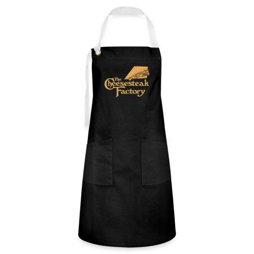The Cheesesteak Factory - Artisan Apron