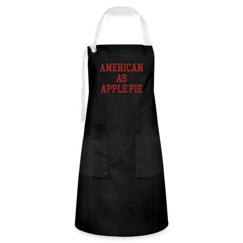 American as Apple Pie - Artisan Apron