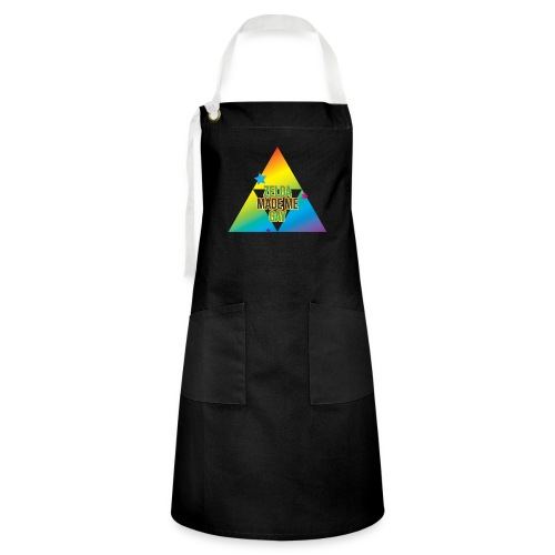 Zelda Made Me Gay - Artisan Apron