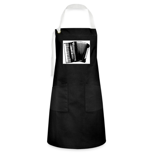 Accordian - Artisan Apron