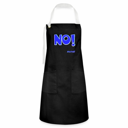 No Well Maybe - Artisan Apron