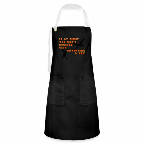 Try Skydiving - Artisan Apron