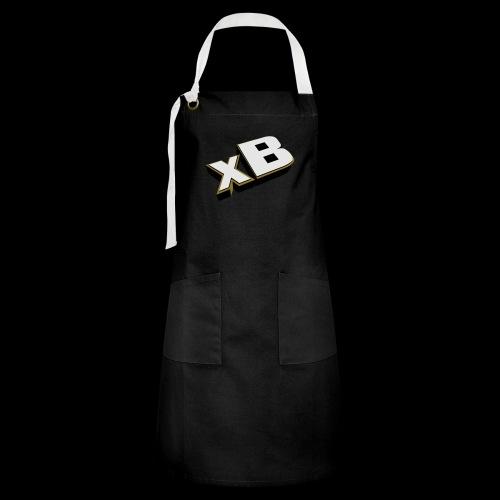 xB Logo (Gold) - Artisan Apron