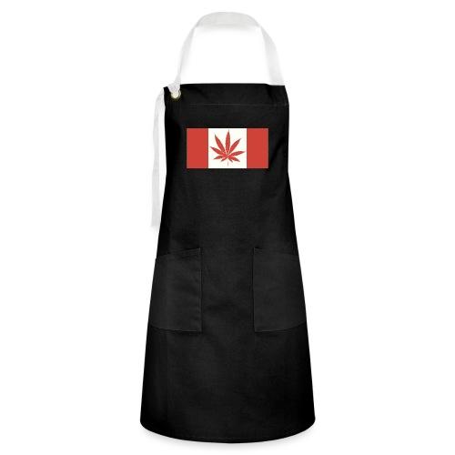 Canada 420 - Artisan Apron