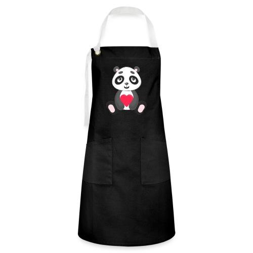 Sweetheart Panda - Artisan Apron