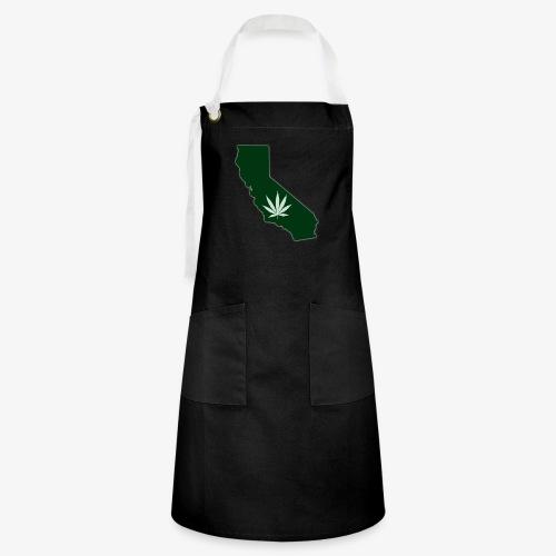 weed - Artisan Apron