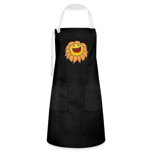 Happy sunflower - Artisan Apron