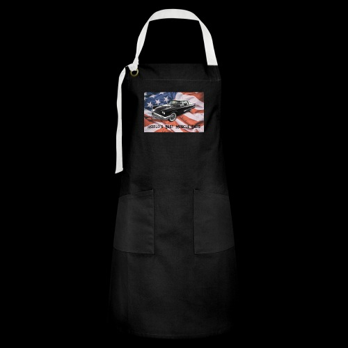 World's Best Muscle Cars - Artisan Apron