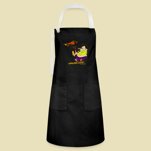 GrisDismation Ongher Droning Out Tshirt - Artisan Apron